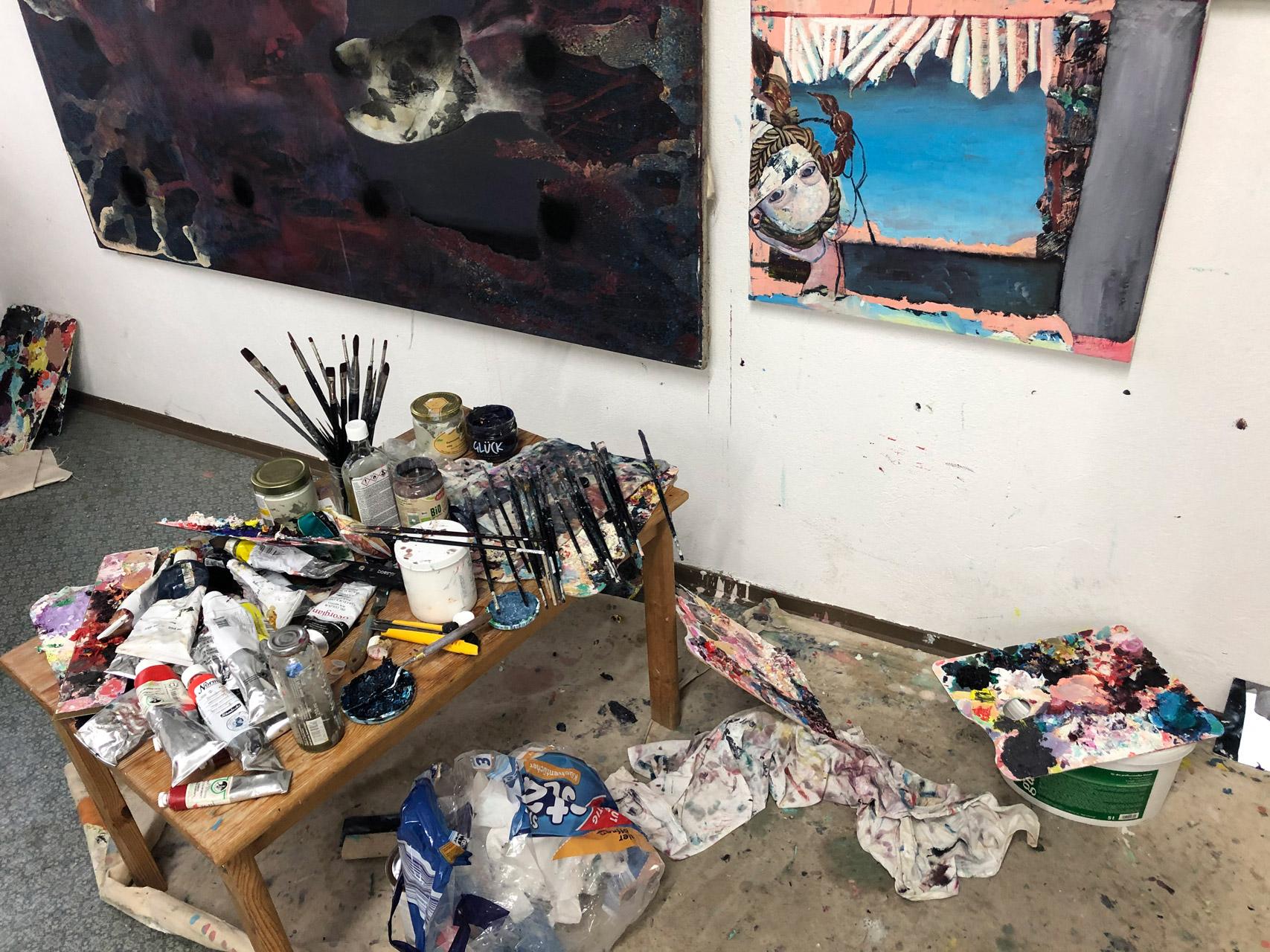 Christine Krämer Atelier 2021