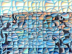 Christine Krämer · Untitled · 2007 · 120 x 160 cm · oil on canvas