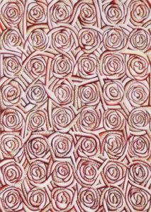 Christine Krämer · Roses · 1998 · 120 x 160 cm · oil on canvas